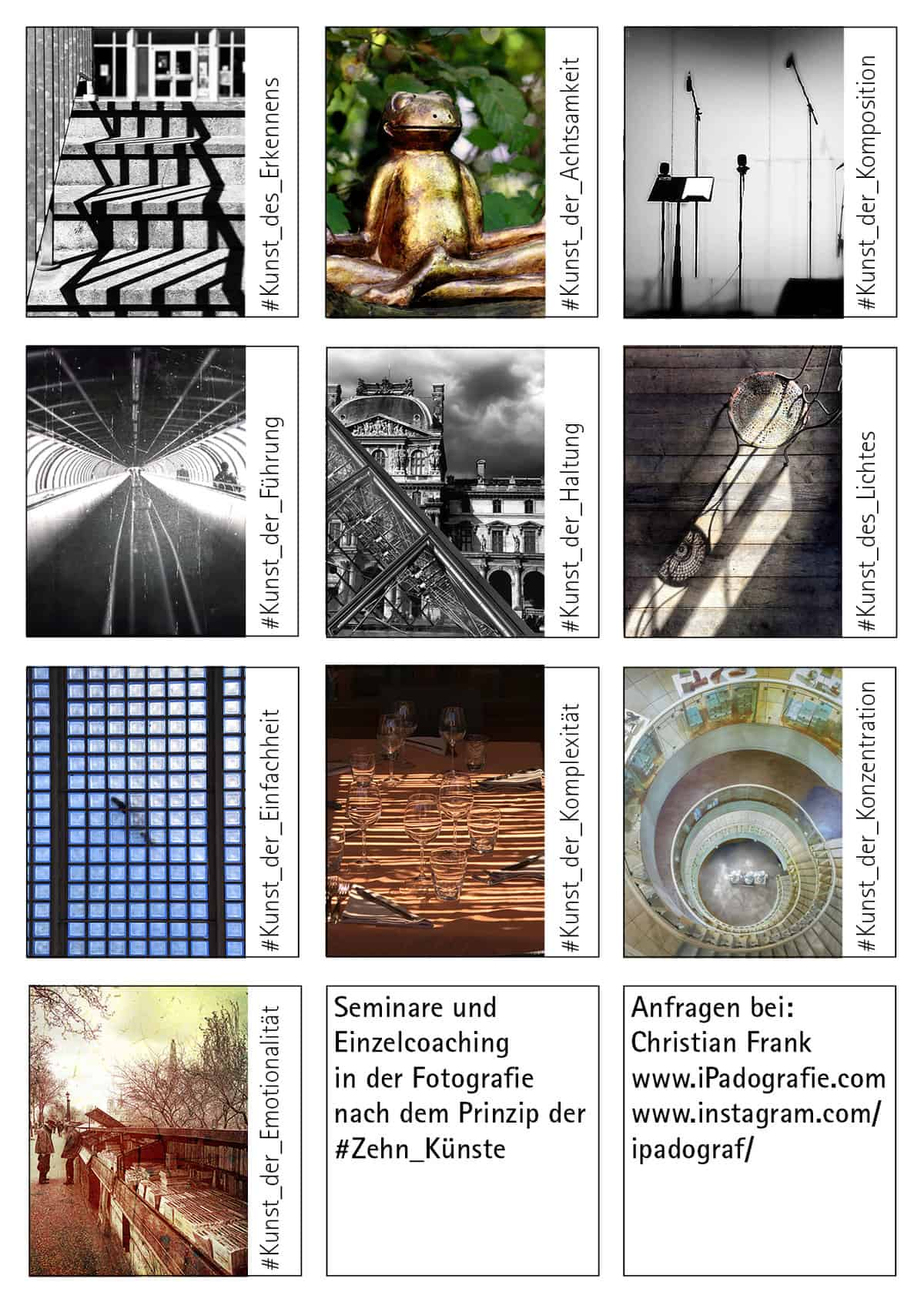 Fotoschule der Zehn Künste